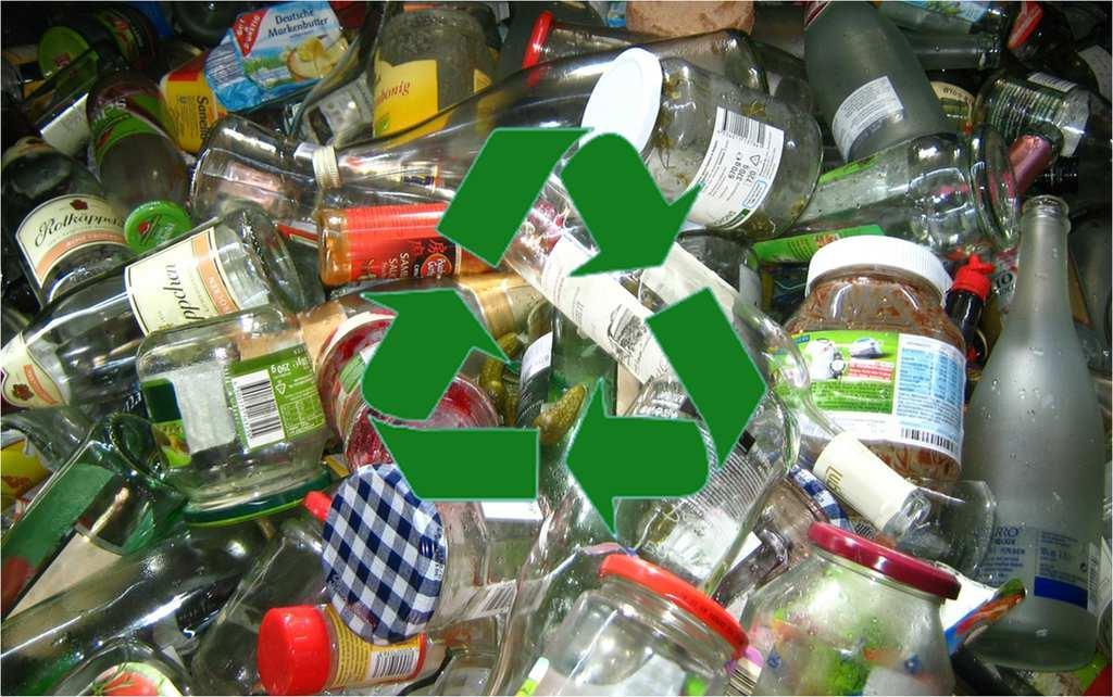 Odpady szklane