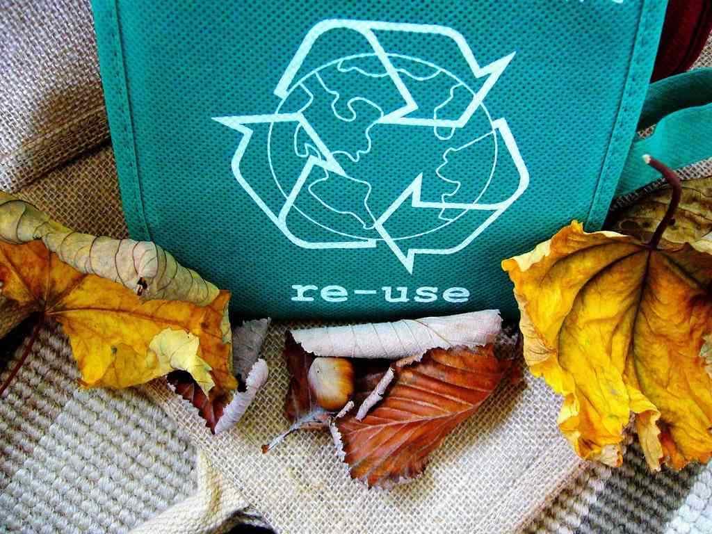 Gospodarka o obiegu zamkniętym - mniej śmieci
