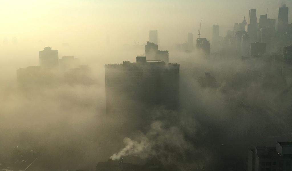 Jak pył zawieszony wpływa na Twoje zdrowie